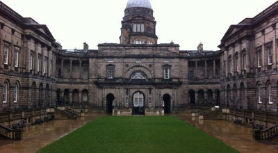 Photo of University Old College, The University Of Edinburgh at South Bridge, Edinburgh EH8 9YL, United Kingdom
