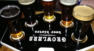 Photo of Bar Growlers Beer Bistro at 25 Main St, Tuckahoe, NY 10707, United States
