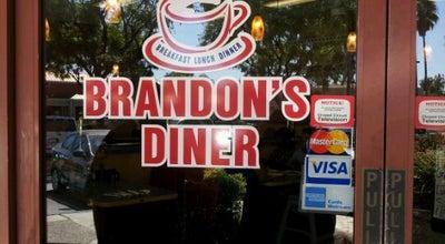 Photo of Diner Brandon's Diner at 2411 S Vineyard Ave, Ontario, CA 91761, United States