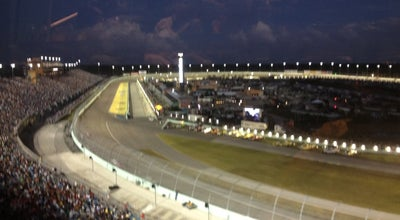 Photo of Racetrack Homestead-Miami Speedway at 1 Speedway Blvd, Homestead, FL 33035, United States