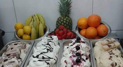 Photo of Ice Cream Shop Eis Cafe Florenz at Großenbaumer Allee 2, Duisburg 47269, Germany