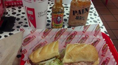 Photo of Food Firehouse Subs at 7685 Farmington Blvd, Germantown, TN 38138, United States