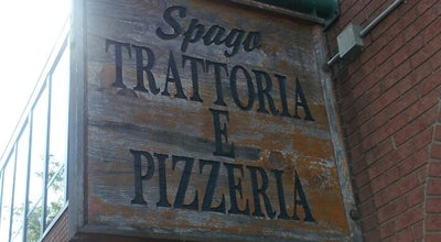 Photo of Italian Restaurant Spago Ristorante Italiano at 690 Erie St. E., Windsor, ON N9A 3Y1, Canada