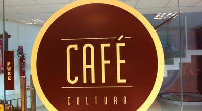 Photo of Cafe Café Cultura at R. Alberto Leal, 131, João Pessoa 58033-010, Brazil