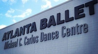 Photo of Dance Studio Michael C. Carlos Dance Centre - Atlanta Ballet at 1695 Marietta Blvd Nw, Atlanta, GA 30318, United States