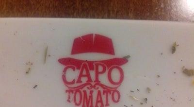 Photo of Italian Restaurant Capo Tomato Cantina at Rua Dr Otávio Pinheiro Brizolla, Bauru, Brazil