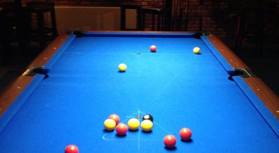 Photo of Pool Hall Snooker-Pool Paris at Vlaanderenstraat 23, Ostend 8400, Belgium
