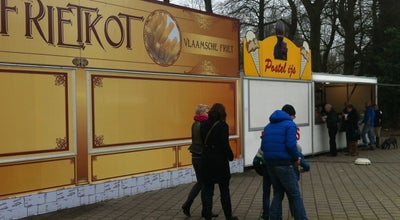 Photo of Food Truck Frietkotten Abdij Postel at Abdijlaan, Postel 2400, Belgium
