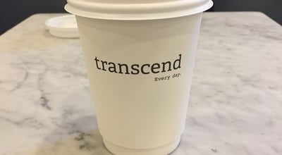 Photo of Coffee Shop Transcend Coffee at 10359 104 Street Nw, Edmonton, Al, Canada