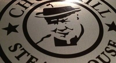 Photo of Steakhouse Стейк-хаус «Черчилль» at Ул. Вавилова, 6, Саратов 410000, Russia