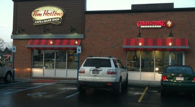 Photo of Coffee Shop Tim Hortons/Cold Stone Creamery at 19014 Eureka Rd, Southgate, MI 48195, United States