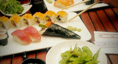 Photo of Sushi Restaurant QQ Sushi Lounge at Kanalstr. 10, Stuttgart 70182, Germany