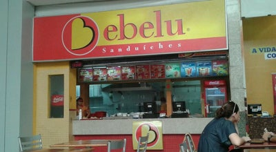 Photo of Burger Joint Bebelu at Partage Shopping, Mossoró 59607-330, Brazil