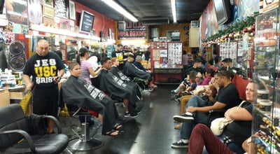 Photo of Other Venue Mt Zion Barber Shop at 13089 Springdale St, Westminster, CA 92683