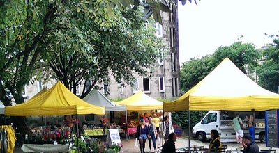 Photo of Farmers Market Stockbridge Market at 1 Saunders St, Edinburgh EH3 6TQ, United Kingdom