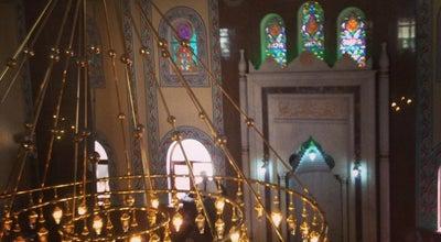 Photo of Mosque Bahçelievler Kulalı Hancıoğlu Hacı Halil Camii at Bahçelievler Mah. İnönü Cad., Karabağlar 35150, Turkey