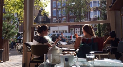 Photo of Coffee Shop De Koffie Salon at Westerstraat 72, Amsterdam 1015 ML, Netherlands