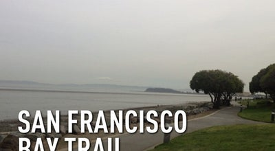 Photo of Trail San Francisco Bay Trail (Bayfront Park) at Millbrae Ave, Millbrae, CA 94030, United States