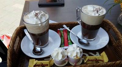 Photo of Coffee Shop Koffie Kaffee at Belgium