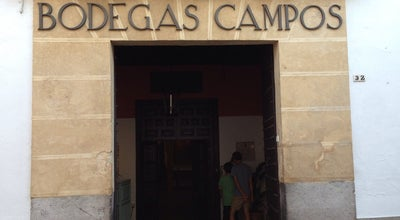 Photo of Spanish Restaurant Bodegas Campos at Calle Los Lineros, 32, Córdoba, Andalucía, Spain