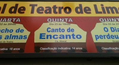 Photo of Theater Teatro Municipal de Limeira at Pç. Toledo Barros, Limeira 13480-188, Brazil