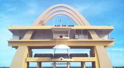 Photo of Historic Site Black Star Square at Accra, Ghana