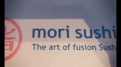 Photo of Sushi Restaurant Mori Sushi at Citystars, Cairo, Egypt