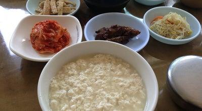 Photo of Korean Restaurant 고분옥할머니순두부 at 초당순두부길77번길 16, 강릉시 25466, South Korea