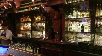 Photo of Cocktail Bar NoMad Elephant Bar at 10 W 28th St, New York, NY 10001, United States