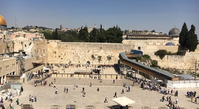 Photo of Historic Site West Wall Jerusalem, Israel at West Wall Plaza 97500, Jerusaelm 97500, Israel
