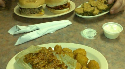 Photo of BBQ Joint Chucks Bar-B-Q at 1420 S Park Ave, Herrin, IL 62948, United States