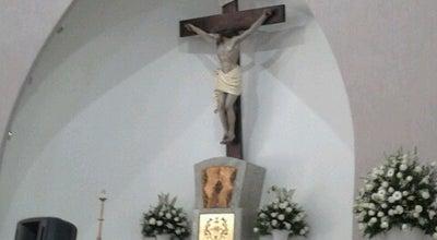 Photo of Church Paróquia Sagrada Família at R. C-14, Goiânia 74415-220, Brazil