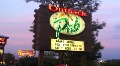 Photo of Pub Outback Steak & Oyster Bar at 1924 W 76 Country Blvd, Branson, MO 65616, United States