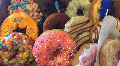 Photo of Donut Shop Hurts Donut Company at 1305 5th Street, Coralville, IA 52241, United States