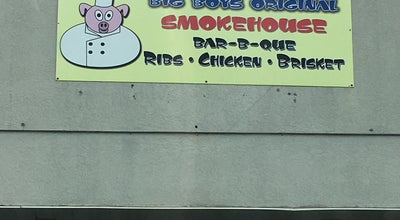 Photo of BBQ Joint Big Boys Original Smokehouse BBQ at 8604 Farrow Rd, Columbia, SC 29203, United States