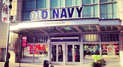 Photo of Clothing Store Old Navy at 150 W 34th St, New York, NY 10001