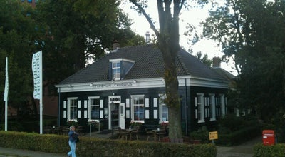 Photo of Modern European Restaurant Theehuis-Cruquius at Cruquiusdijk 32/2142 Er, Cruquius 2142 ER, Netherlands