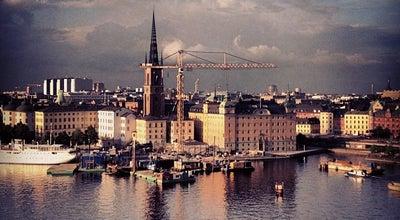 Photo of Scenic Lookout Monteliusvägen at Monteliusvägen, Stockholm 118 24, Sweden