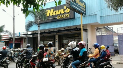 Photo of Bakery HAN'S BAKERY at Jl Rogowangsan, Pati, Indonesia