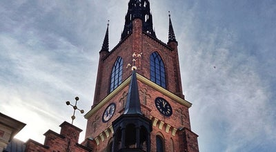 Photo of Church Riddarholmskyrkan at Riddarholmen, Stockholm 114 55, Sweden