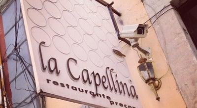 Photo of Italian Restaurant La Capellina at Sopeña 3, Guanajuato 36000, Mexico