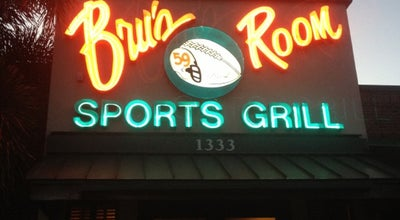 Photo of Sports Bar Bru's Room of Boynton Beach at 1333 N Congress Ave, Boynton Beach, FL 33426, United States