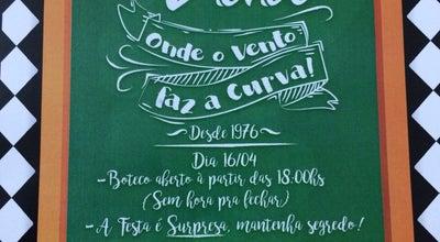 Photo of Comedy Club lugar onde o vento faz a curva at Rua Benjamin Contant, Brazil