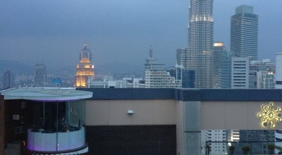 Photo of Bar Luna Bar at Roof Top, Pacific Regency Hotel Suites, Kh Tower, Kuala Lumpur 50250, Malaysia