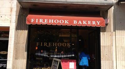 Photo of Cafe Firehook Bakery at 3411 Connecticut Ave Nw, Washington, DC 20008, United States