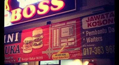 Photo of Burger Joint Burger Bakar BOSS at A-23 Lorong Tun Ismail 10, Kuantan 25000, Malaysia