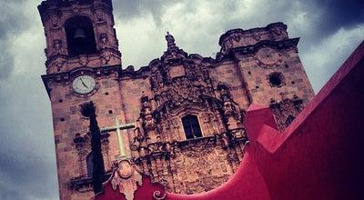 Photo of Church Templo de San Cayetano at Plazuela De Valenciana, Guanajuato, Mexico