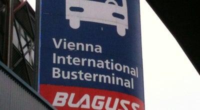Photo of Bus Station Vienna International Busterminal at Erdbergstr. 200a, Wien 1030, Austria