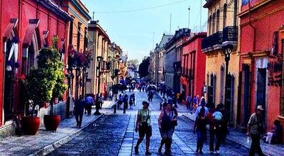 Photo of Pedestrian Plaza Andador Turístico at Andador Turístico, Oaxaca, Mexico