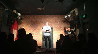 Photo of Comedy Club Lazy Susan's Comedy Den at 292 Beaufort St, Perth, WA 6000, Australia